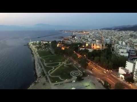 Patras-Greece phantom3pro drone