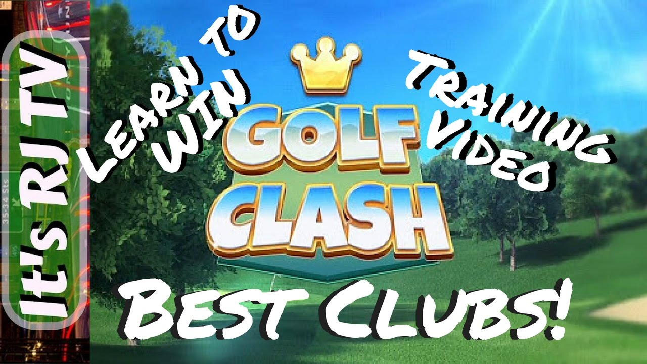 how to play golf clash