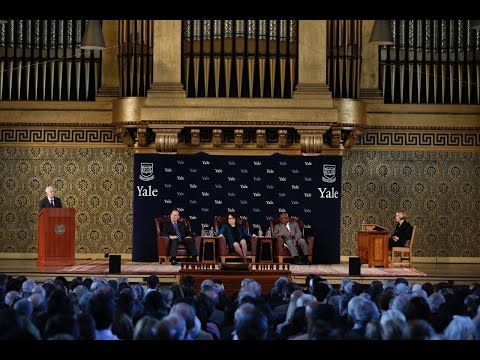 Three Supreme Court Justices Return to Yale