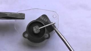 бесконтактный ДПДЗ для моновпрыска Fiat из вазовского
