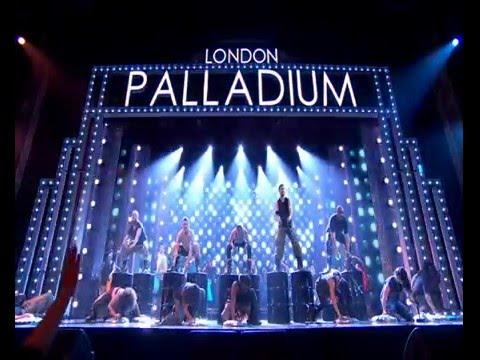 Stomp on Tonight at the London Palladium