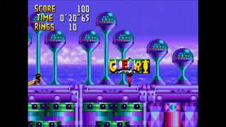 Knuckles Chaotix - Marina Madness 4: 0:20:65 (Speed Run)