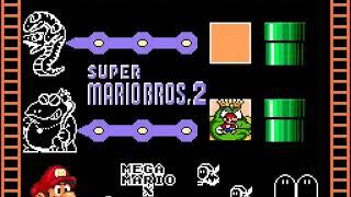 Super Mario Bros 2: Mega Mario X (Smw Hack) - Part 8