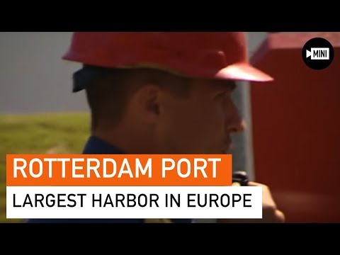 Rotterdam Port: The largest harbor in Europe | Engineering