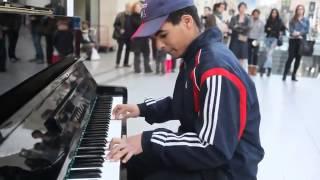 Medley Live Piano Cover By SedZik 78 Gare Paris Saint Lazare