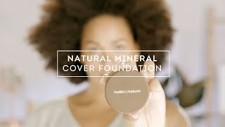 The award-winning Natural Mineral Cover Foundation is a loose miner...