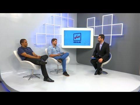 Você Escolhe debate candidatos ao Senado por São Paulo