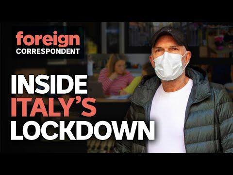 Coronavirus: Inside Italy's COVID-19 Lockdown | Foreign Correspondent