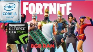 GTX 750 Ti | Fortnite Battle Royale How the performance Would it be on Season 5 Update 5.30 Patch