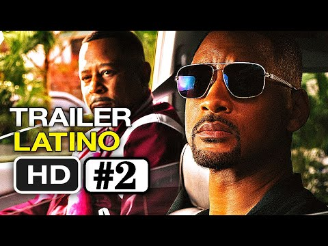 Bad Boys 3 | Trailer #2 Español LATINO (HD) Will Smith 2020