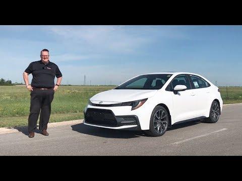 The 2020 Corolla...Canada's MOST Versatile Vehicle?