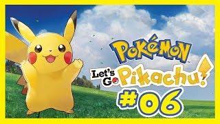 Pokemon: Let's Go Pikachu & Eevee! (06) - ŁAPIEMY SQUIRTLE!