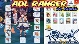 6v6 PVP Ranked ADL Ranger   02-29-20   Ragnarok Mobile Eternal Love