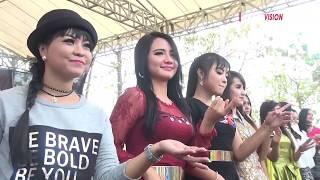 Bandung bergoyang  All Artist - MONATA IRPEN WIROSARI GROBOGAN 2017
