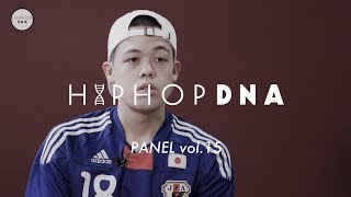 "HIP HOP DNA PANEL vol.15 - 【MIYACHI】""影響を受けたラッパーBEST 3""..."