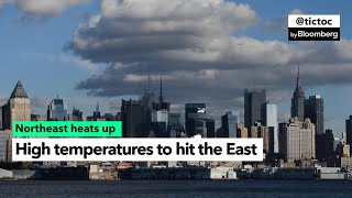 Temps Could Hit 70 in New York This Week!