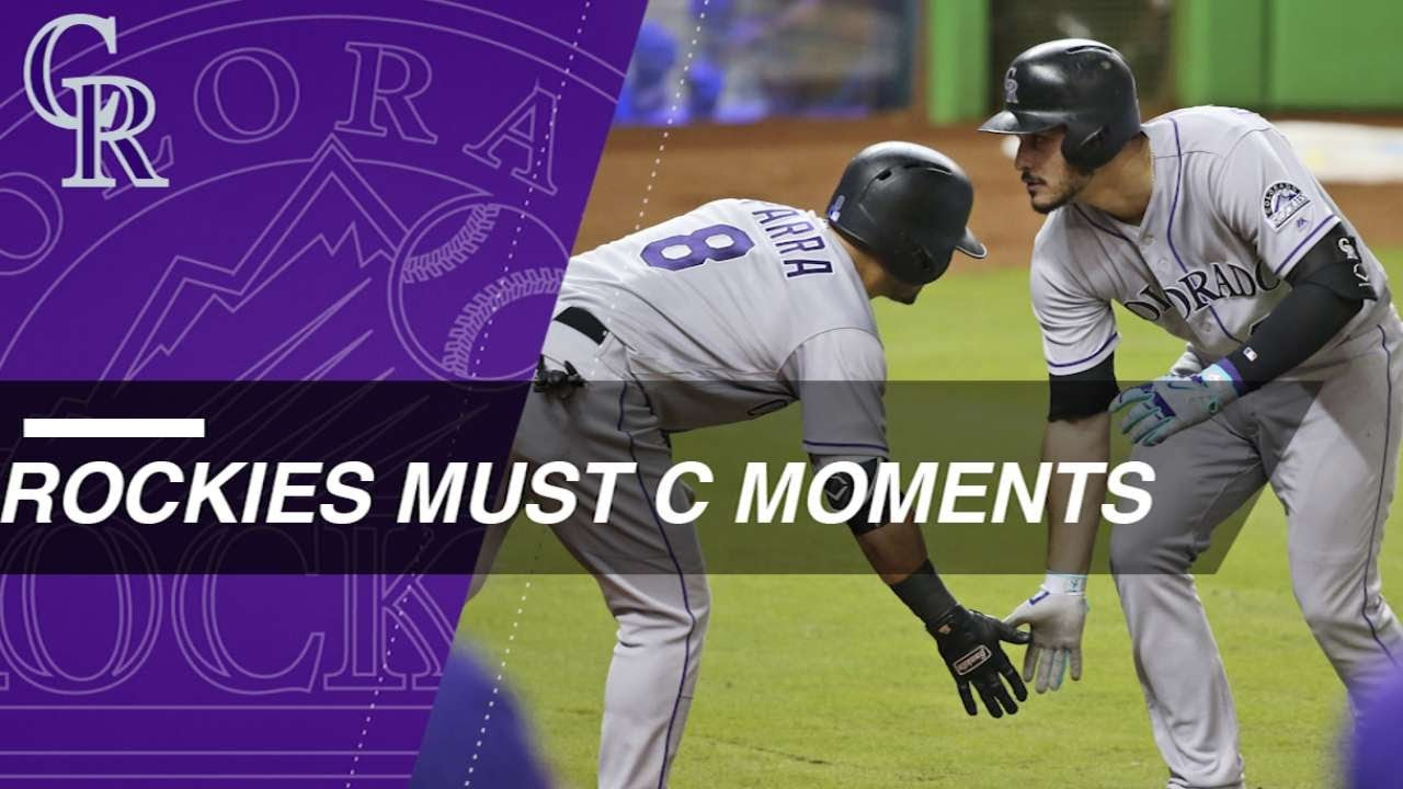 size 40 70d02 8c7ff Must C  Top moments from the Rockies  2017 season. MLB