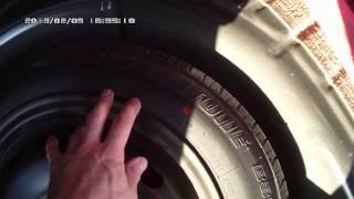 видео Ford Fiesta объем багажника