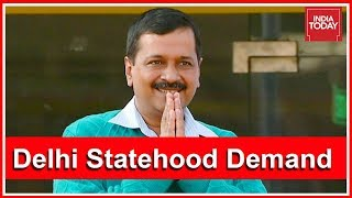 Arvind Kejriwal To Go On Indefinite Fast For Full Statehood Of Delhi thumbnail