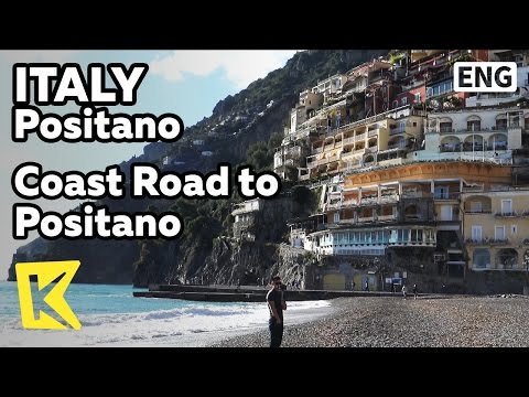 【K】Italy Travel-Positano[이탈리아 여행-포지타노]해안도로를 따라 포지타노로/Coast Road/Vacation spot/National Geographic
