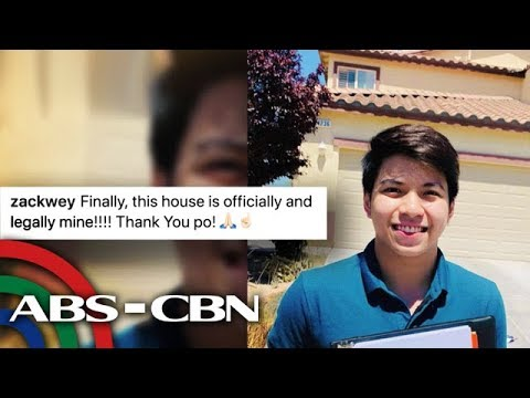 Nash Aguas, may bahay na sa Las Vegas, Nevada | UKG