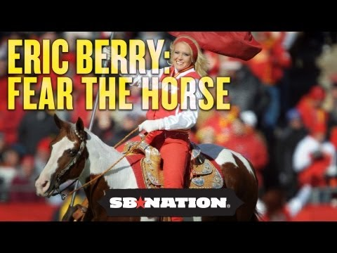 Eric Berry Horse Fear Revealed