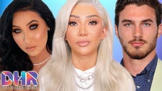 Nikita Dragun's Ex RESPONDS To Her Emotional Video! Jaclyn Hill Faces BACKLASH On New Apology! (DHR)