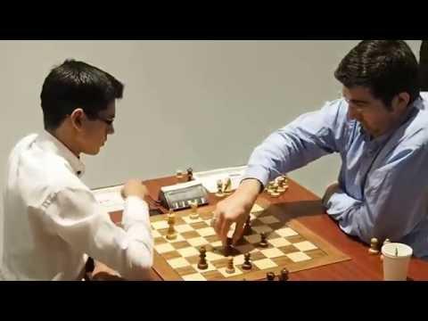 2016-09-25 GM Giri - GM Kramnik ENDGAME Moscow Tal Memorial Blitz