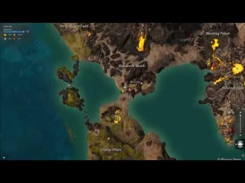 Guild Wars 2 Caliph's Steps Vista
