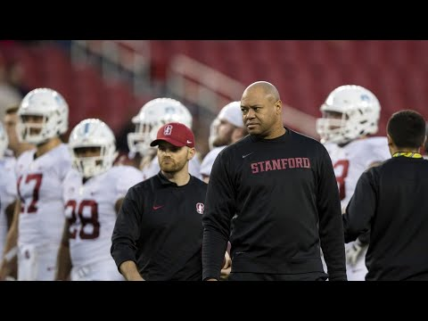 Stanford's David Shaw tells his sons to 'be like' Heisman hopeful Bryce Love