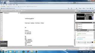 اللغة الألمانية | أكاديمية الدارين | محاضرة 2 | جزء 5-6