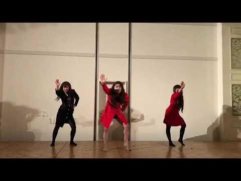 【㊗優勝!】忘年会 余興 バブリーダンス ダンシングヒーロー 踊ってみた 病院