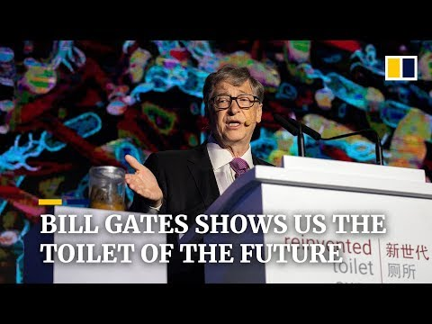 DZL - Bill Gates has spent $200 Million on toilets