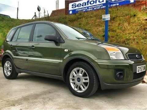 2007 Ford Fusion Zetec Climate 1 6tdci 5dr For At Seaford Sus