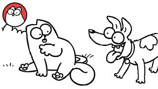Fetch – Simon's Cat