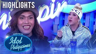 Vice, sinubukan ipaliwanag ang kanta ni Jaycer | Idol Philippines 2019 Auditions