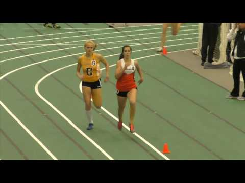 Women 500 Meter Dash 2 | Tiffin Alumni Open 2016