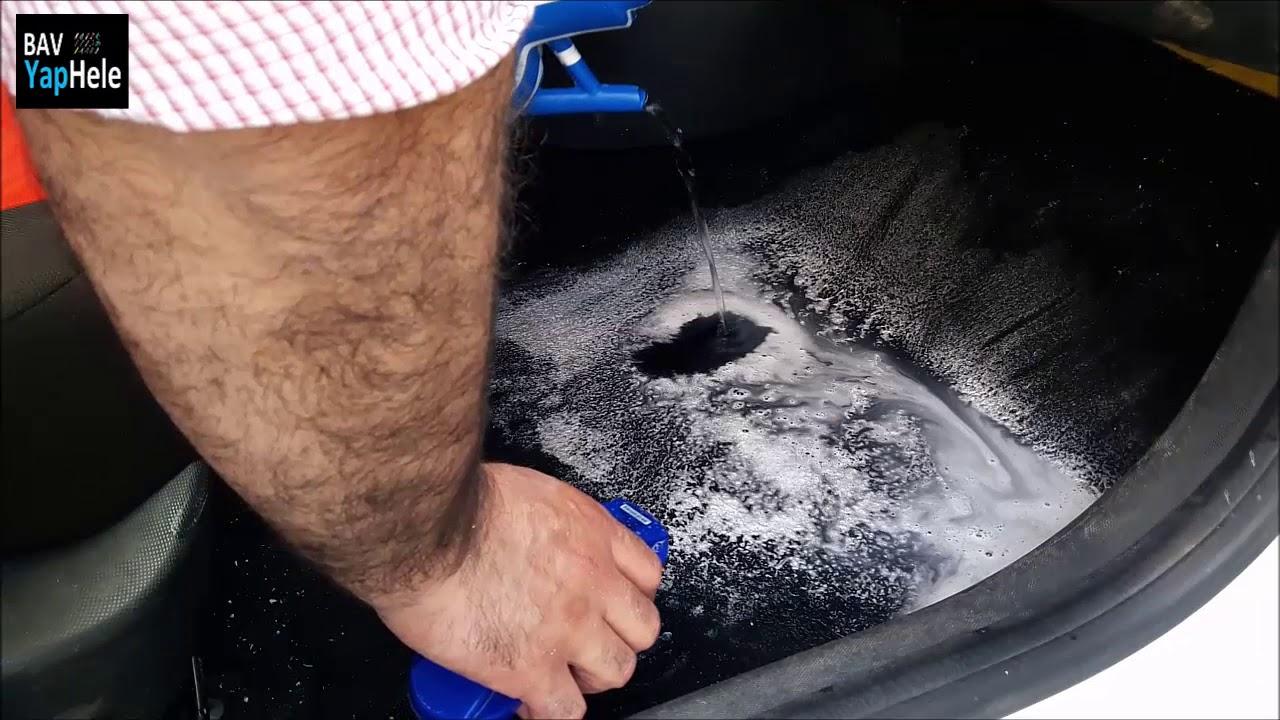 Bunun İçin Aracını Satanlar Var - Arabaya Dökülen Peynir Suyu, Süt Nasıl Temizlenir - Renault Clio