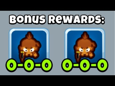 These Challenge Rewards Are AMAZING! (Bloons TD 6)