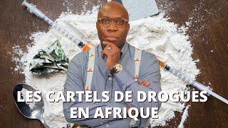 Dr JFA: Les cartels de drogue occidentaux en Afrique OU la guerre chimique contre les Noirs