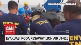 Cerita Penyelam TNI Evakuasi Roda Pesawat Lion Air JT-610