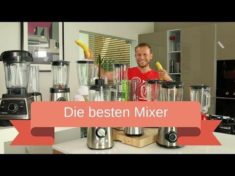 Standmixer Test 2019 Auf Der Suche Nach Dem Besten Mixer