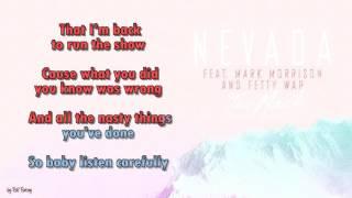 Nevada -  The Mack ft.  Mark Morrison, Fetty Wap - Instrumental