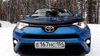Дорого и сердито. Toyota RAV-4(, 2017-01-29T11:00:00.000Z)