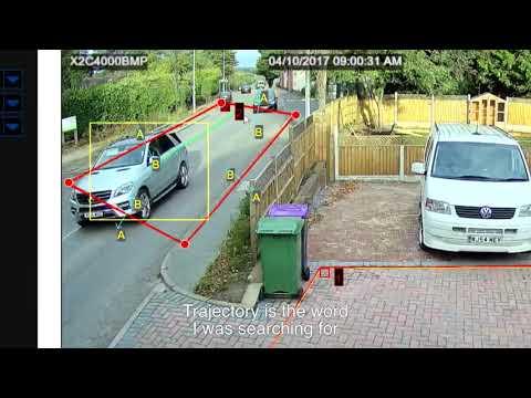 Intelligent Detection Features In 4 Megapixel IP CCTV Cameras & NVR