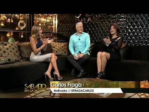 Carlo Fraga: La vida se hizo para experimentarla