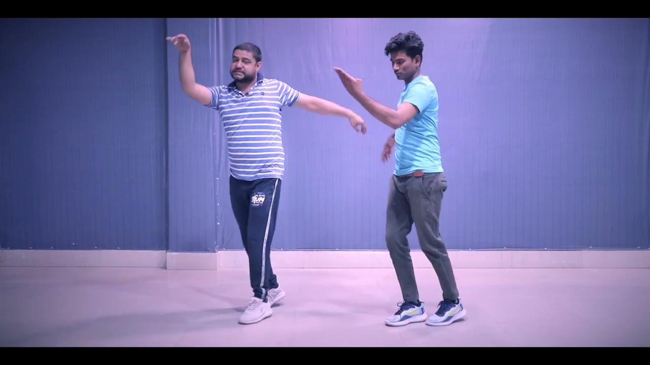 हल्का दुपट्टा Step By Step   Halka Dupatta Dance Tutorial