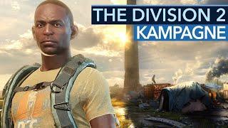 The Division 2 - Wir sind noch skeptisch bei der Kampagne