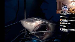 Buzzbean]PS VR Ah! Shark Attack! -VR World Ocean Descent