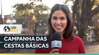 Campanha das Cestas Básicas   Tainá Felix   IPP TV